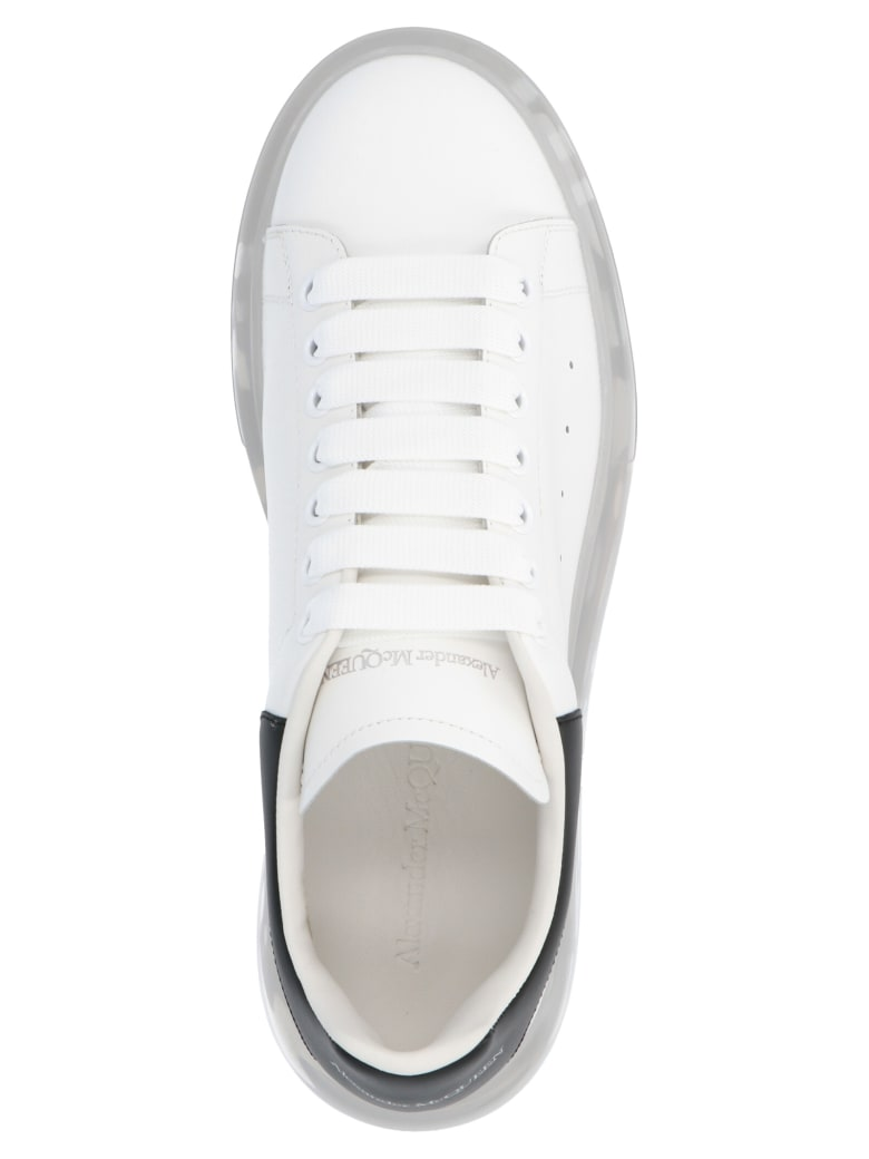 Alexander McQueen 'oversole' Shoes - White