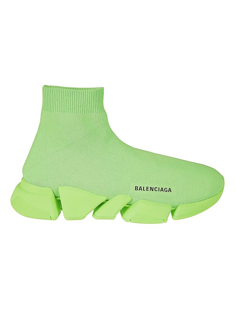 Balenciaga Speed 2.0 Sneakers - Verde