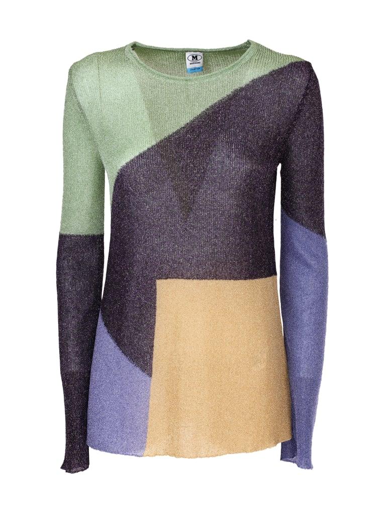 M Missoni multicolored sweater - Fantasia
