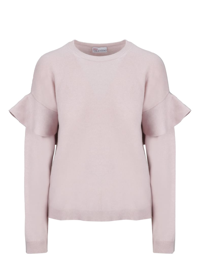 RED Valentino Sweater - Pink & Purple