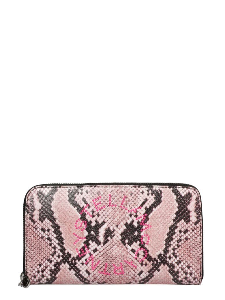 Stella McCartney Wallet - Rosa