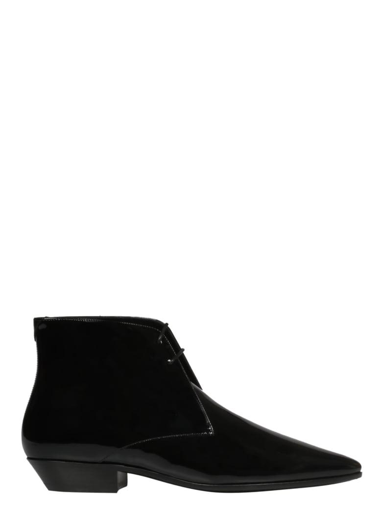 Saint Laurent Shoes - Nero