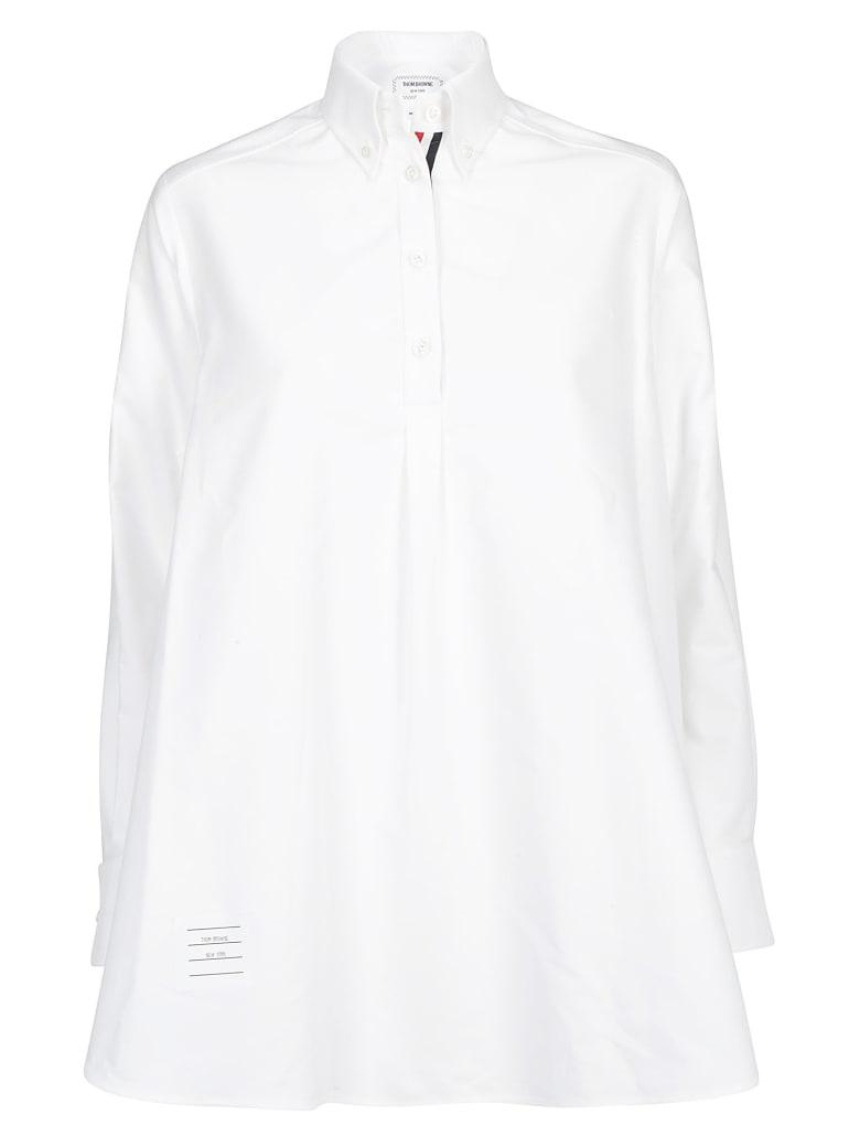 Thom Browne Tunic Shirt - White