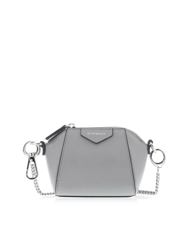 Givenchy Baby Antigona Bag - Grigio chiaro