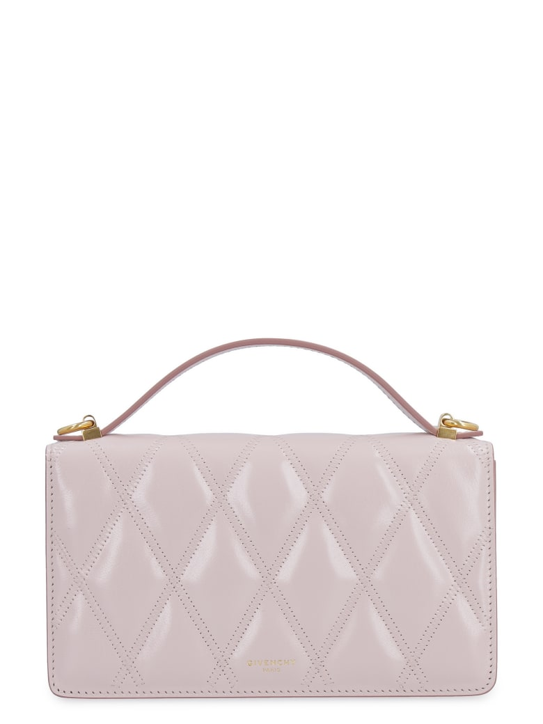 Givenchy Gv3 Quilted Leather Mini Bag by Givenchy