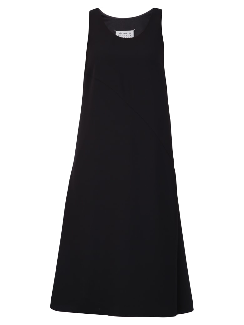 Maison Margiela Sleeveless Dress - Black