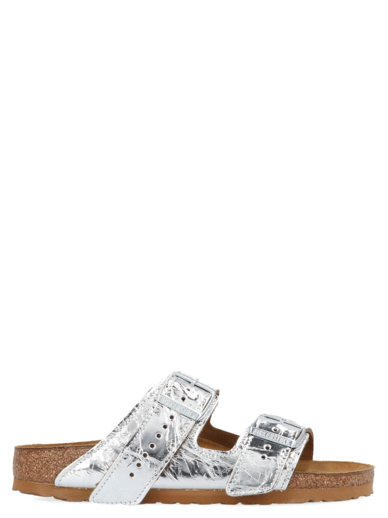 Rick Owens 'arizona' Shoes - Silver