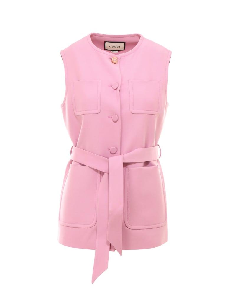 Gucci Vest - Pink