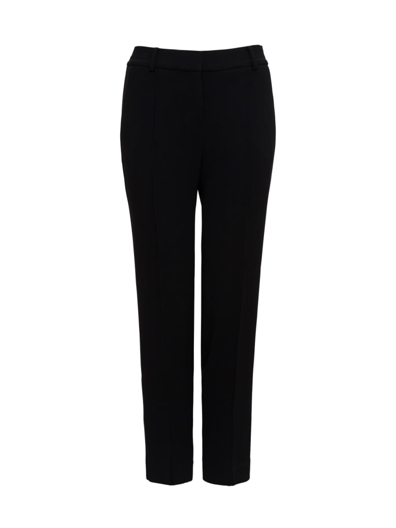 MICHAEL Michael Kors Straight Trousers - Black