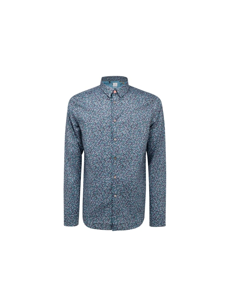 Paul Smith Shirt - Blue