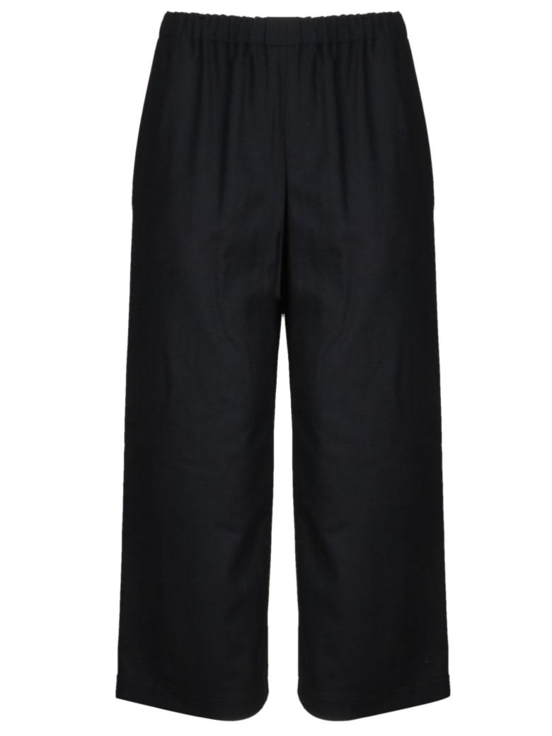 Comme des Garçons Comme des Garçons Trousers - Black