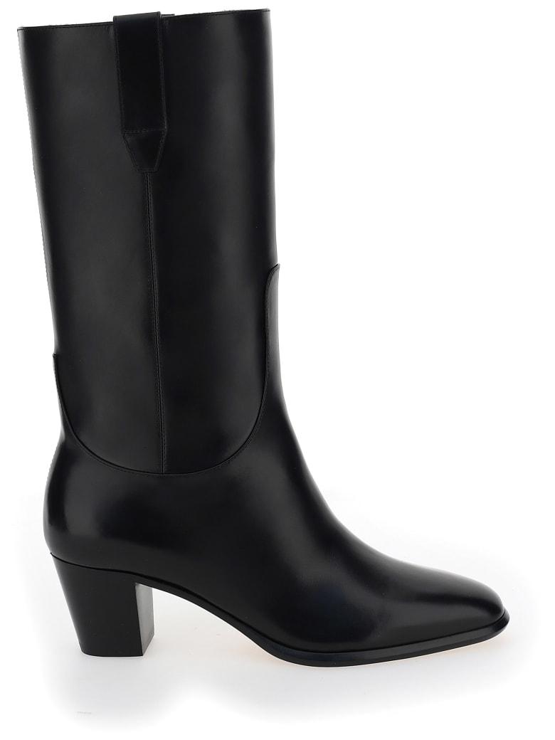 Francesco Russo Boots - Nero