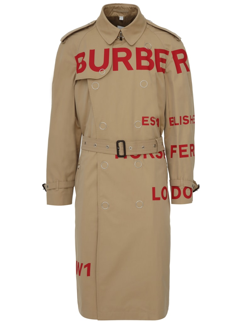 Burberry Trench - Beige