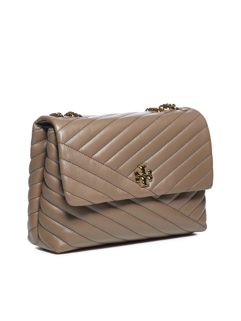 Tory Burch Shoulder Bag - Classic taupe