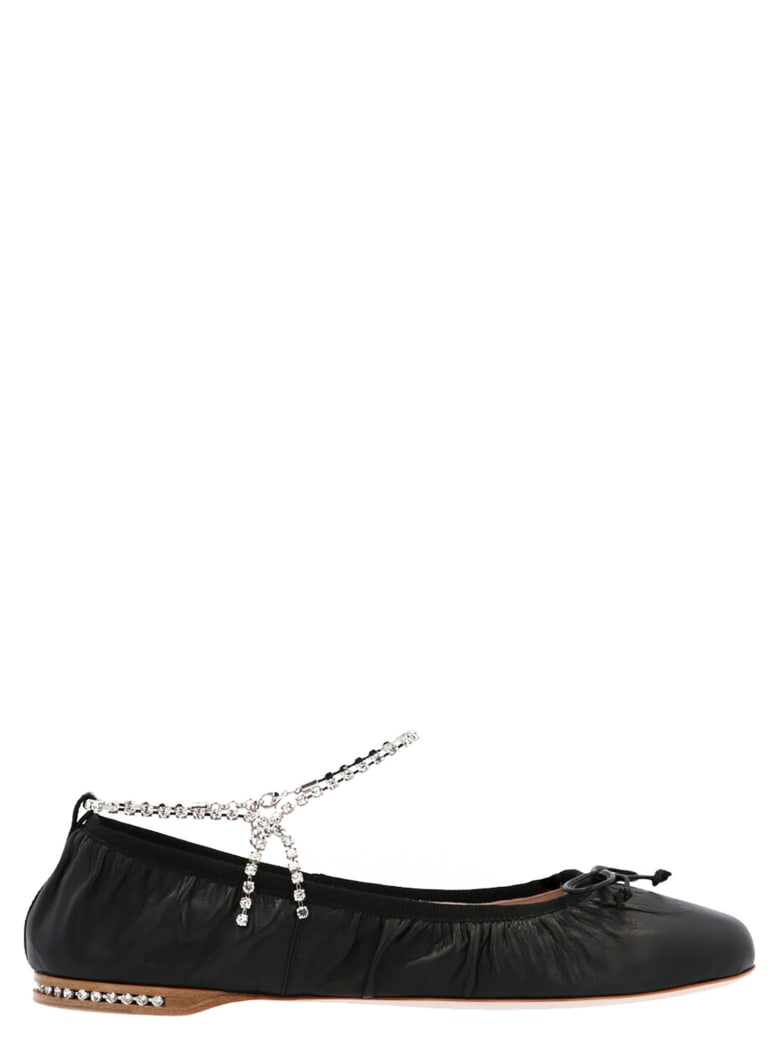 Miu Miu Shoes - Black
