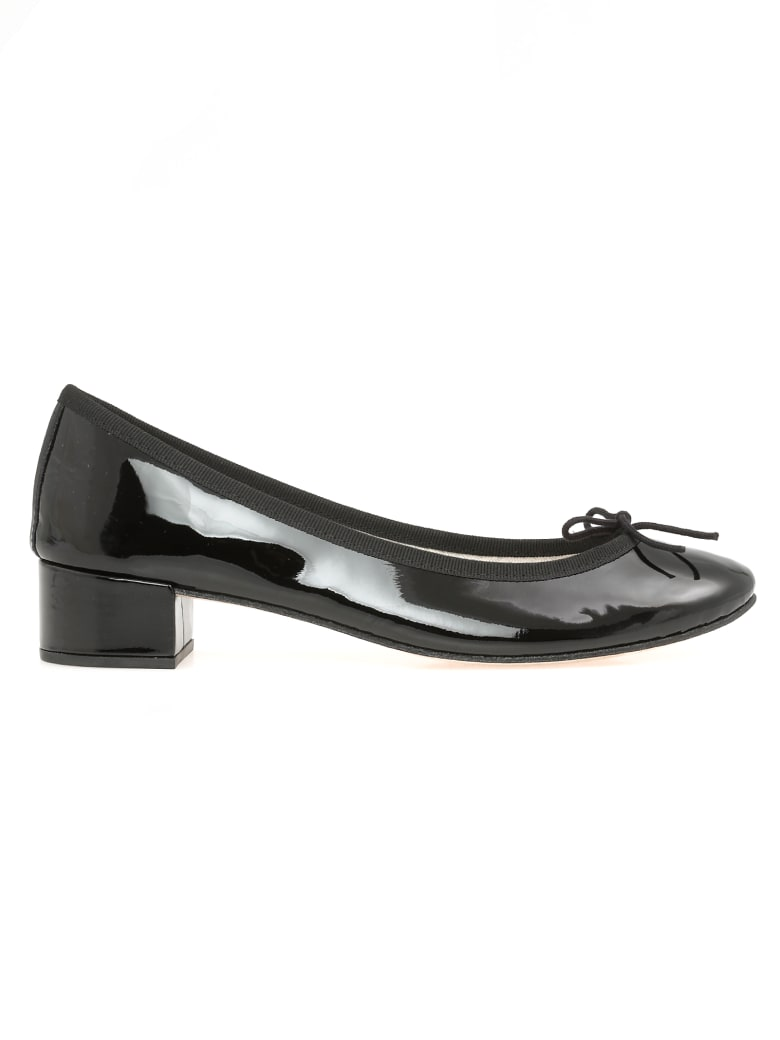 Repetto Camille Ballet Shoe - BLACK