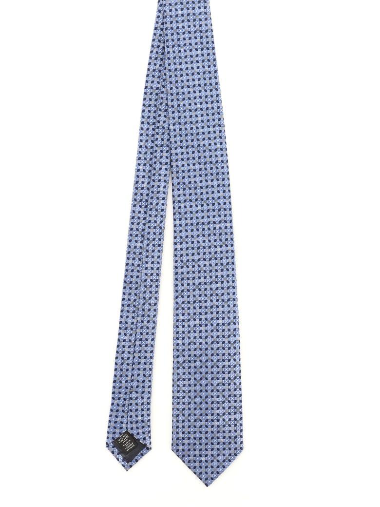 Ermenegildo Zegna Tie - G Blue
