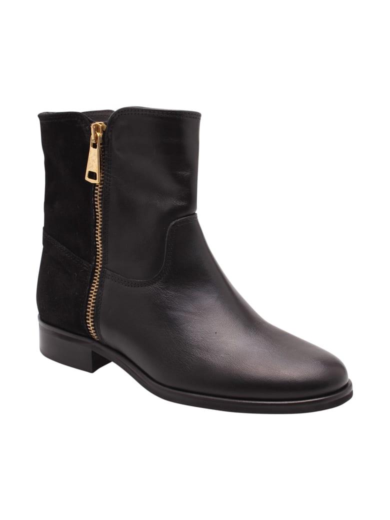 Islo 'amalia' Leather Boots - Black