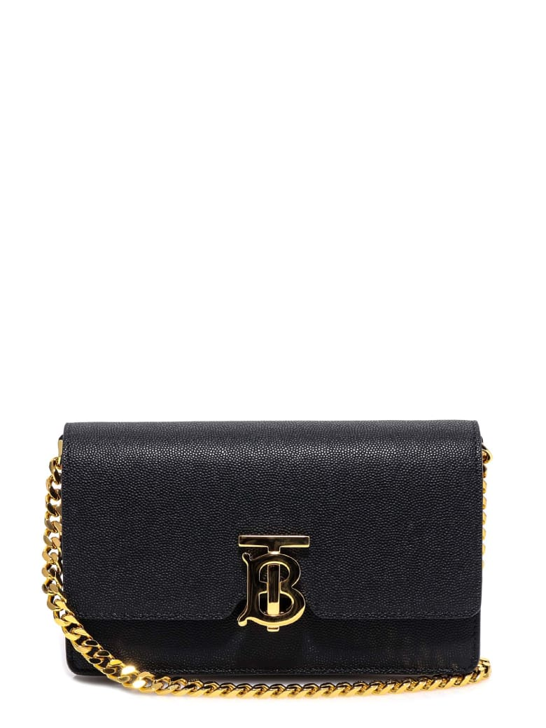 Burberry Shoulder Bag - Black