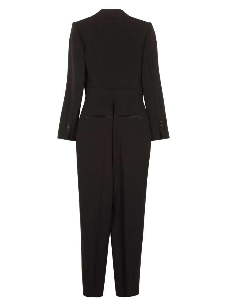 Dsquared2 Viscose Jumpsuit - black