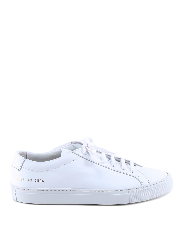 Common Projects Achilles Sneakers - White