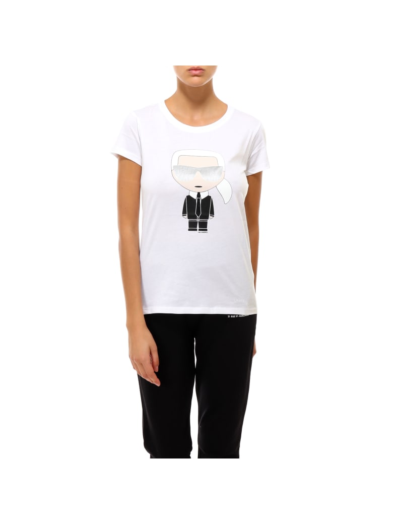 Karl Lagerfeld T-shirt - White