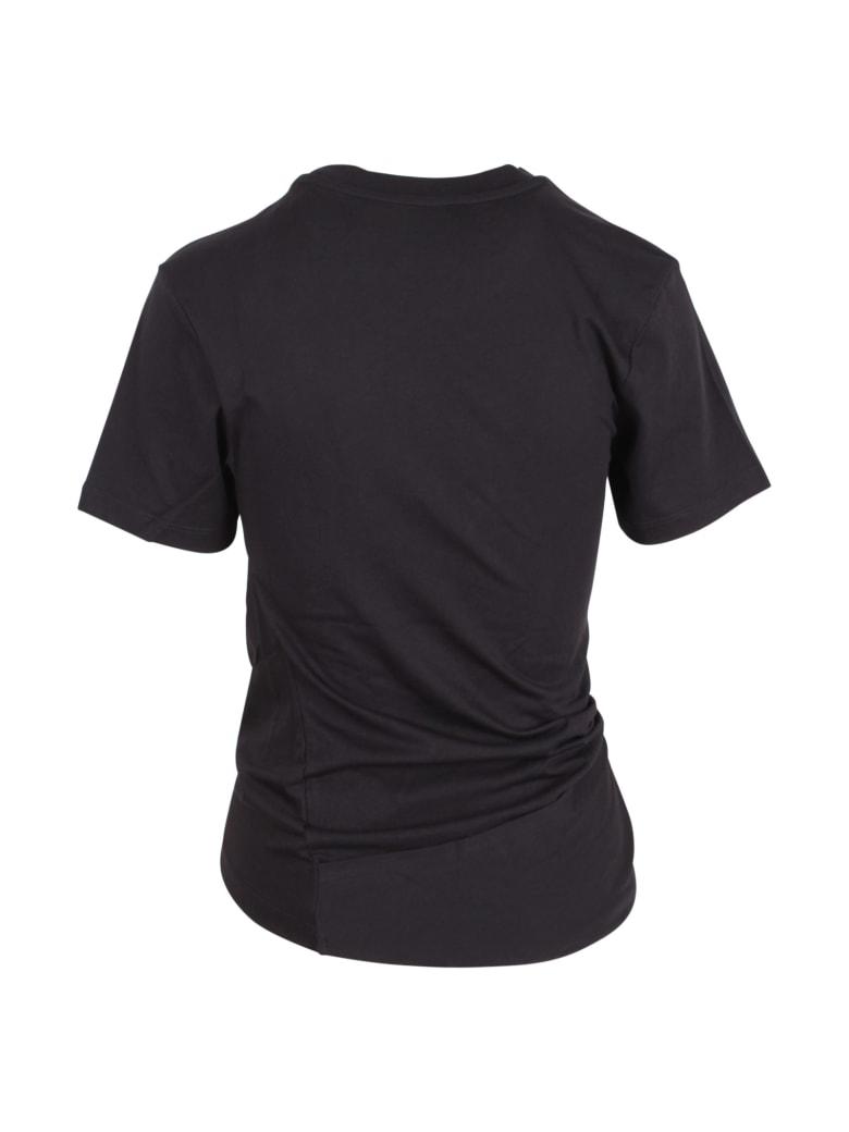Paco Rabanne Cotton T-shirt - Black