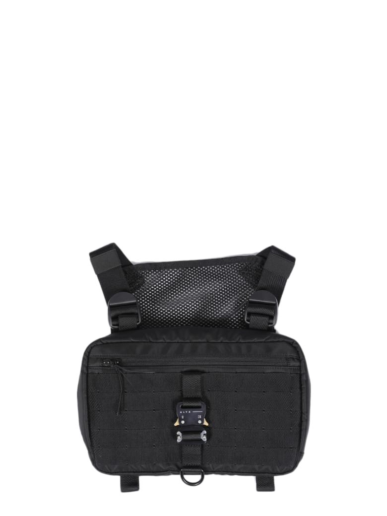 1017 ALYX 9SM New Chest Rig - Nero