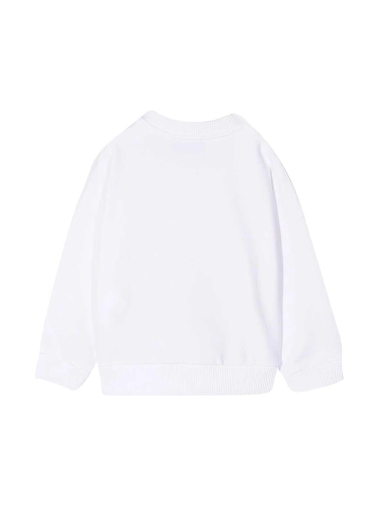 Moschino White Sweatshirt - Bianco