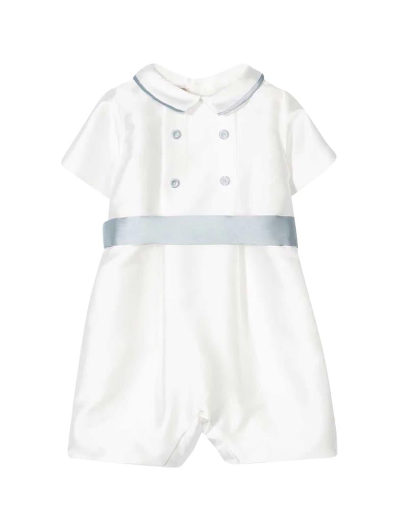 La stupenderia White Baby Suit - Unica