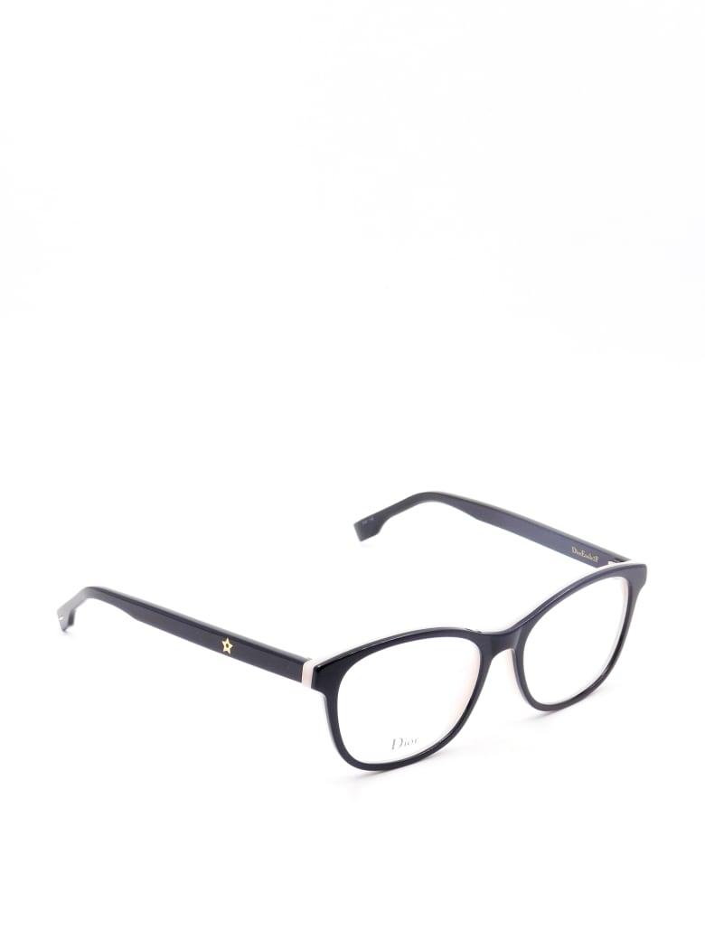 Christian Dior DIORETOILE2F Eyewear - Black Pink