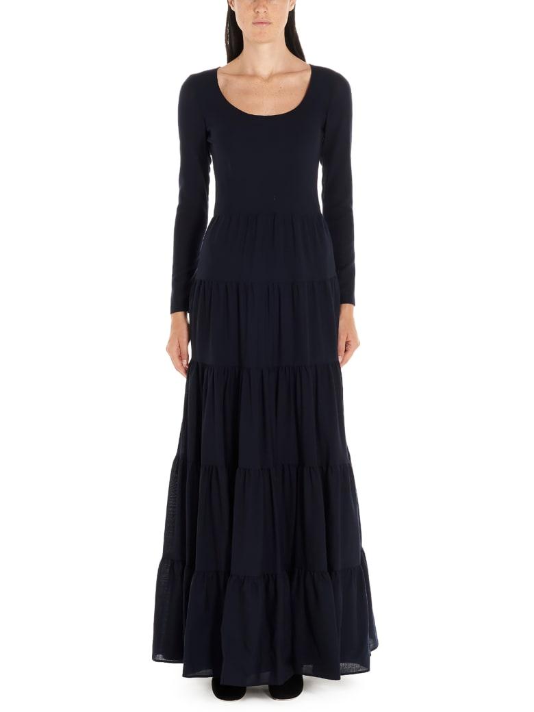 Gabriela Hearst 'slava Dress' Dress - Blue