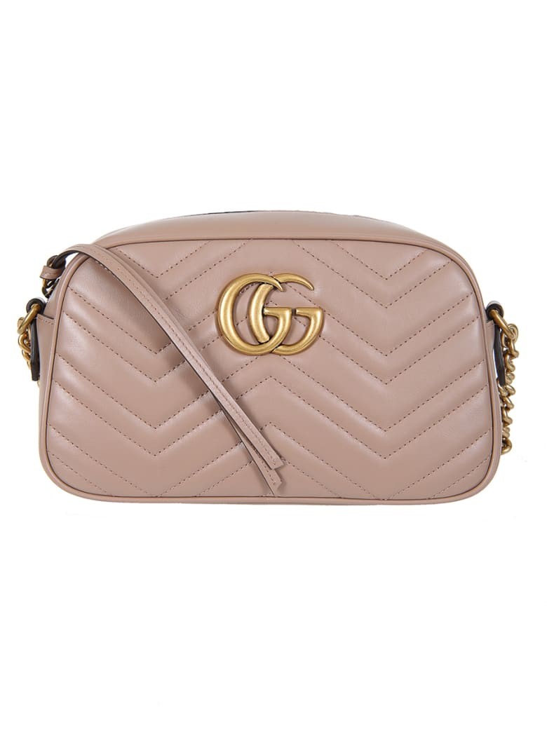 Gucci Small Size Marmont Shoulder Bag by Gucci