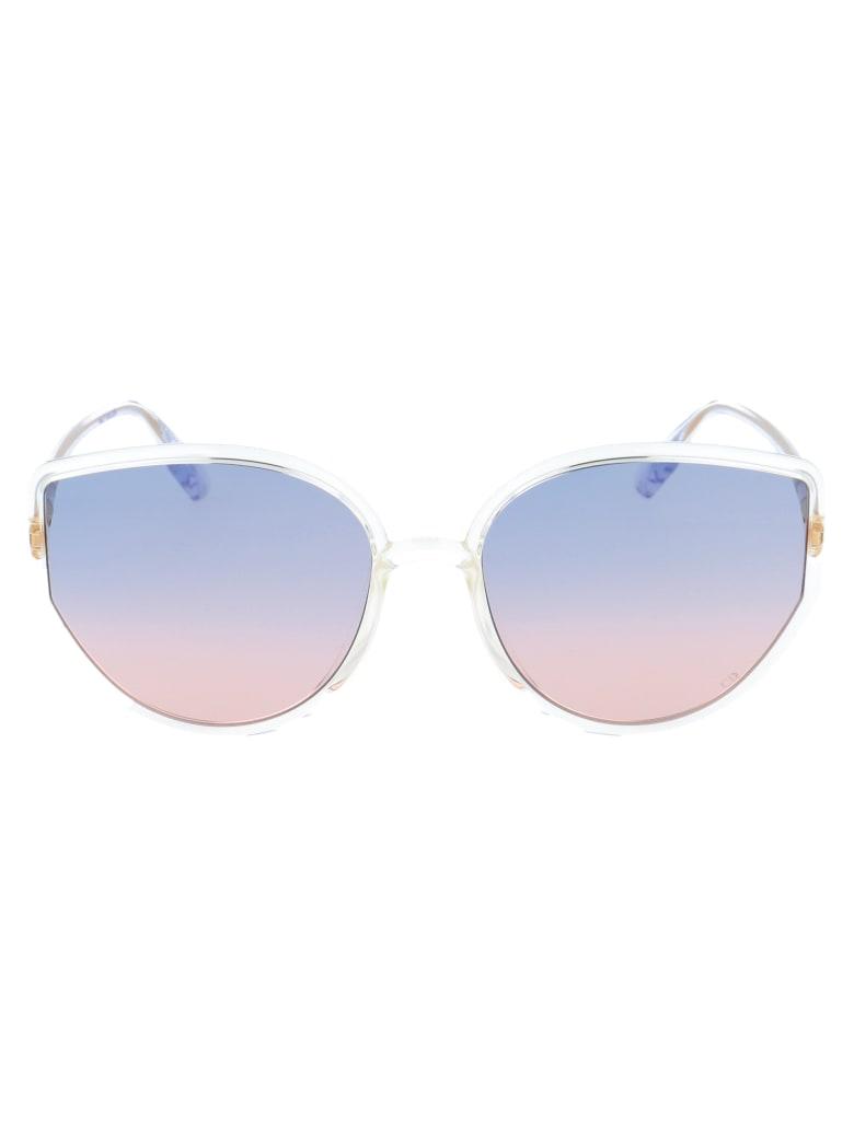 Dior Sostellaire4 Sunglasses - 900AJ CRYSTAL