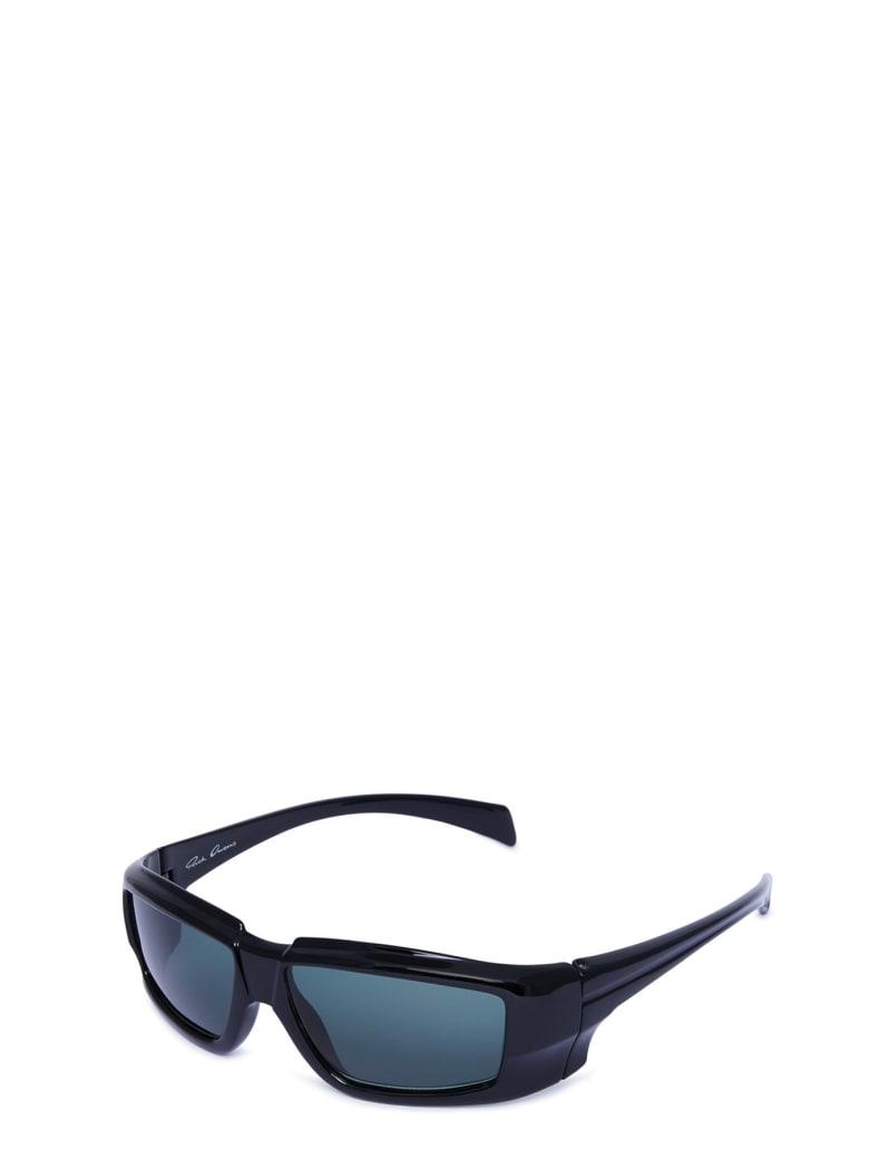 Rick Owens Sunglasses Rick - Nero/nero