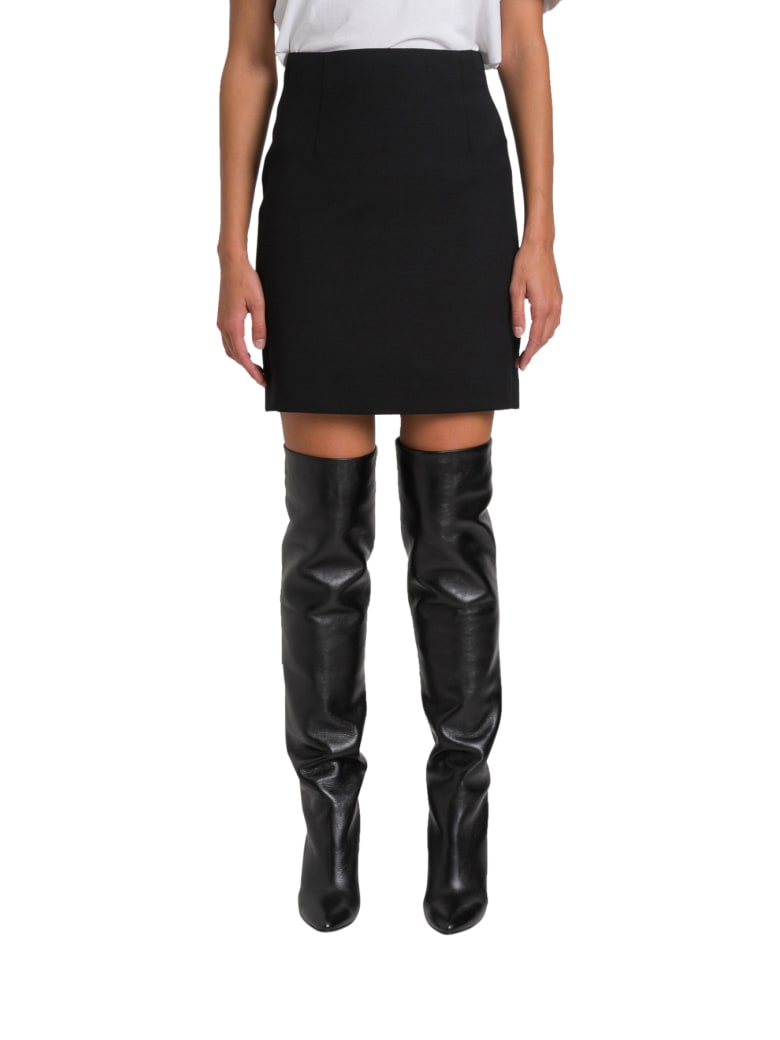 Tonello Miniskirt - Nero