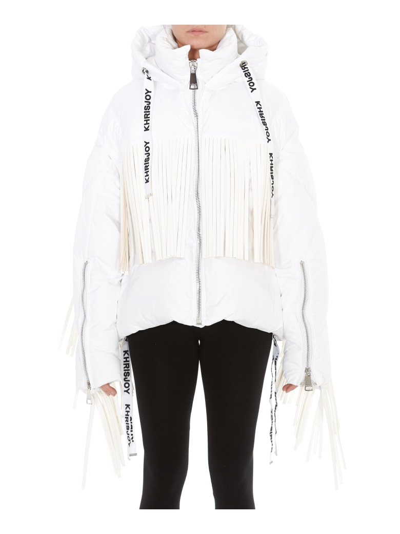 Khrisjoy Khris Down Jacket - White