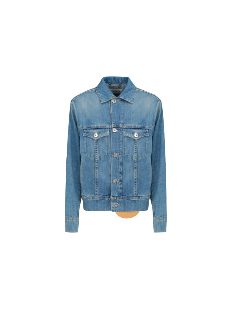 Lanvin Denim Jacket - Light blue