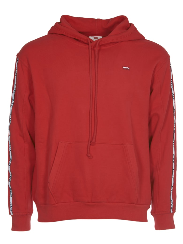 Levi's Red Hoodie - Red