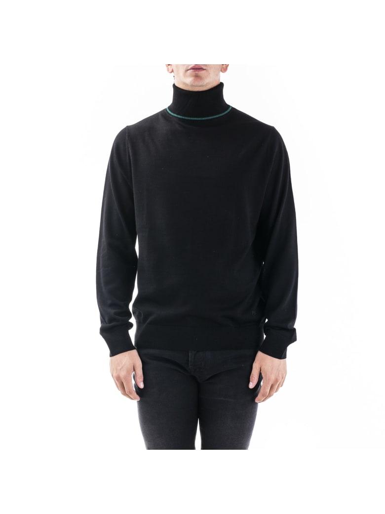 Paul Smith Ps Paul Smith Wool Sweater - Nero