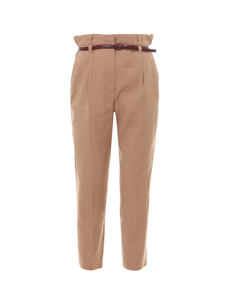 Brunello Cucinelli Trousers - Brown