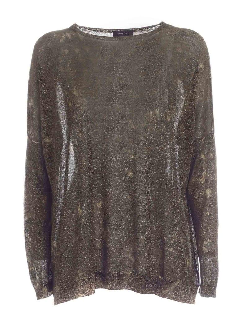 Avant Toi - Sweater - Olive