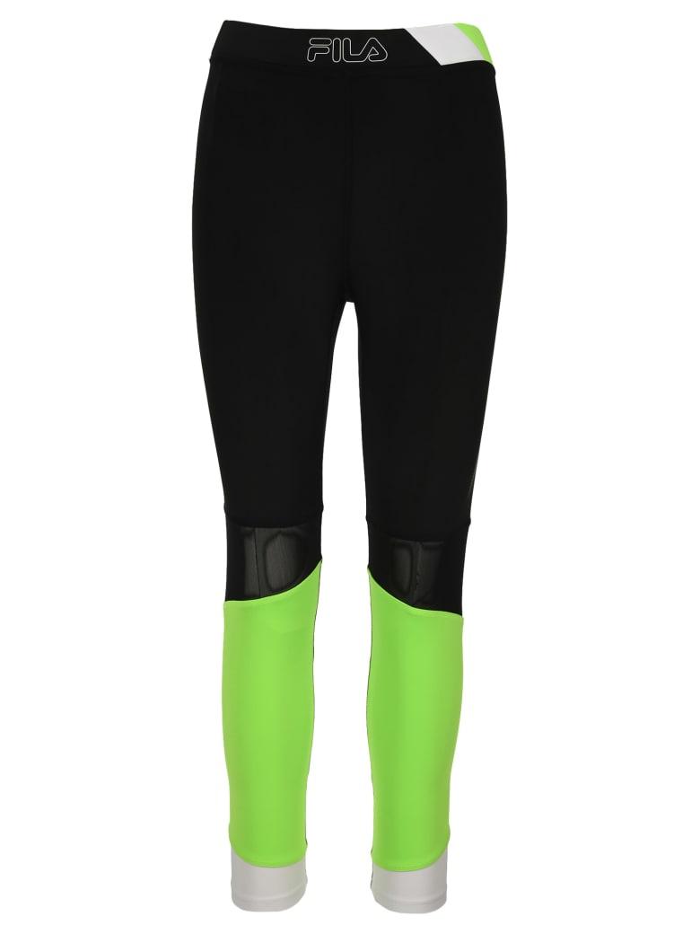 fila color block leggings