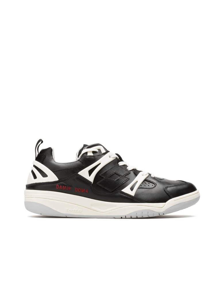 Damir Doma Flor Sneakers - Black