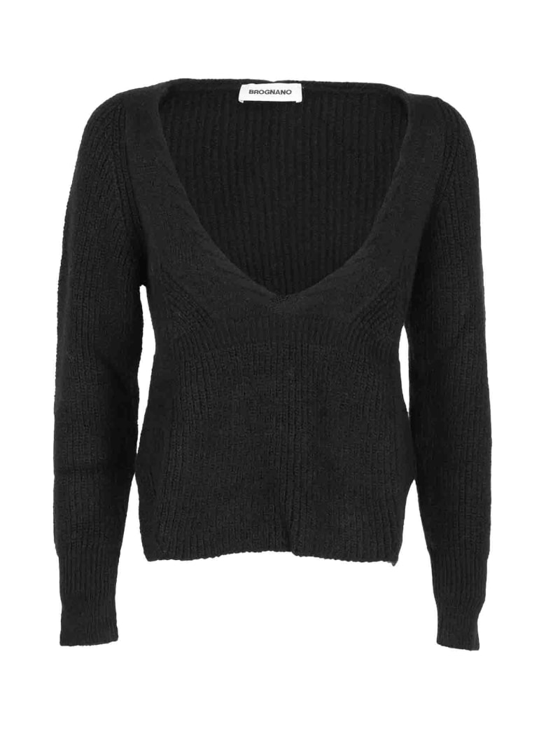 Brognano Sweater - Nero