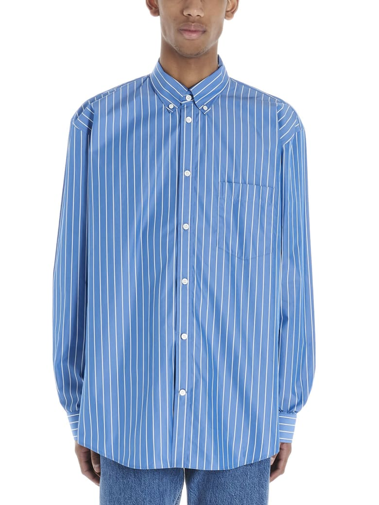Balenciaga Shirt - Light blue