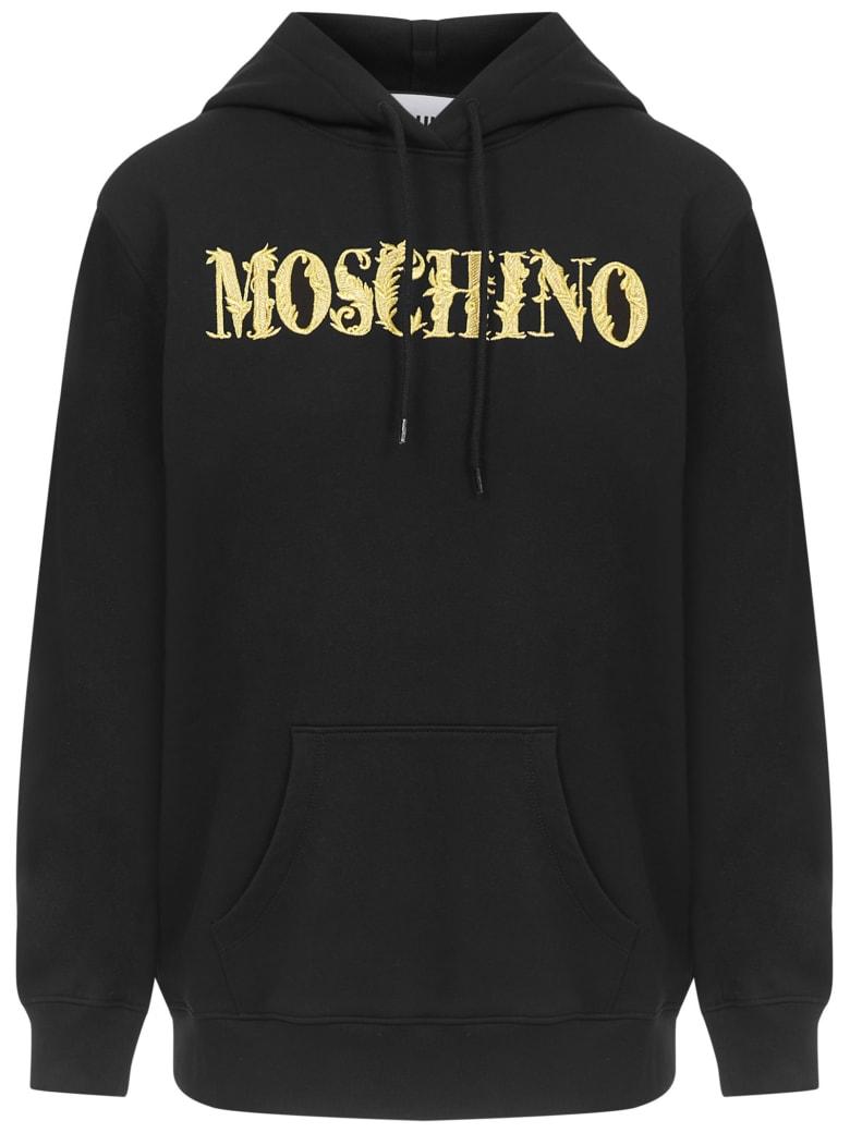Moschino Hoodie - Black