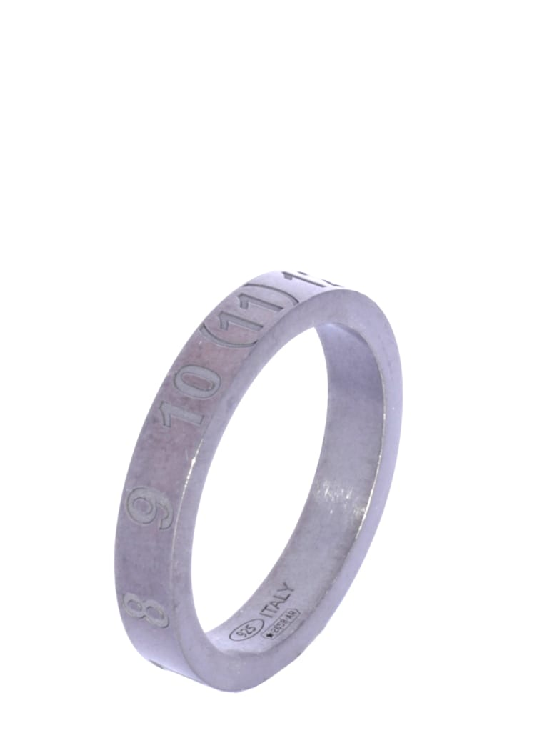 Maison Margiela Number Ring - SILVER