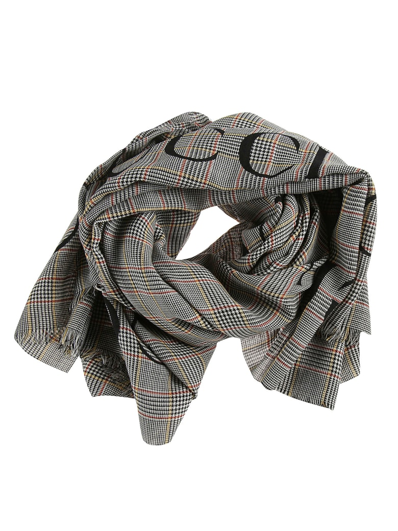 Gucci Sl Gailes Scarf - multicolored