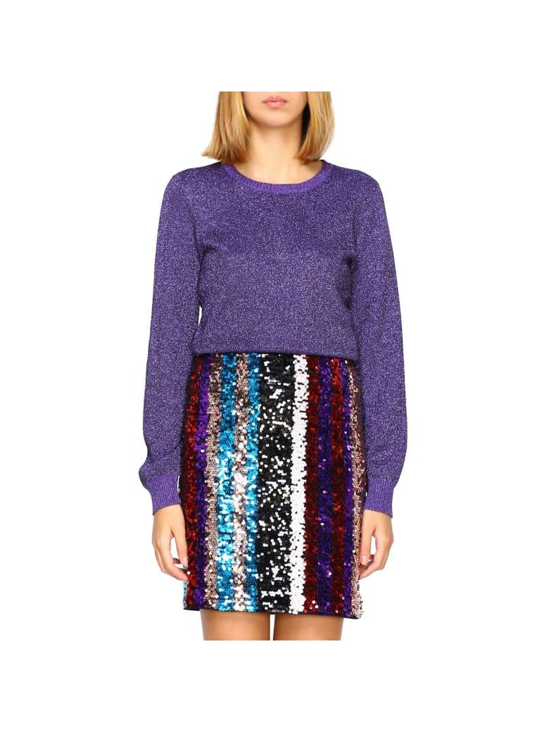 Armani Collezioni Armani Exchange Sweater Sweater Women Armani Exchange - violet